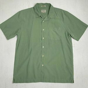 Quiksilver Waterman Collection Comfort Fit Shirt M